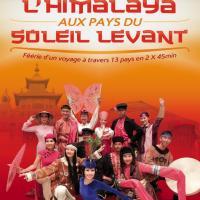 De l'Himalaya Aux Pays du Soleil Levant